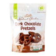 Dark Chocolate Pretzels F