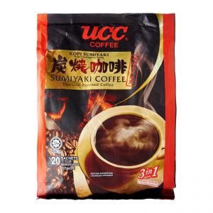 UCC Sumiyaki Coffee 3in1 F